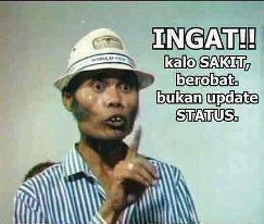 Gambar Gokil Untuk Ngomentarin Status Fb