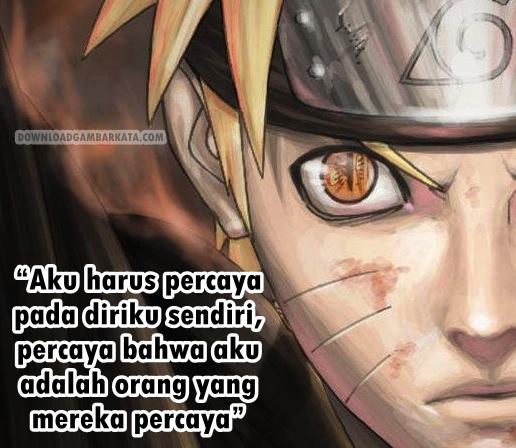 Gambar Kata Bijak Naruto