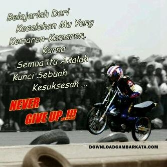 Kumpulan Dp Bbm Anak Racing Terbaru