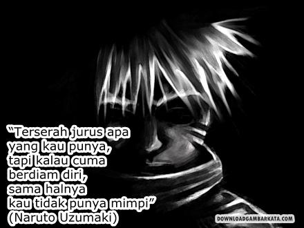 Kumpulan Dp Bbm Naruto