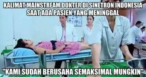 Kumpulan Meme Sinetron Indonesia
