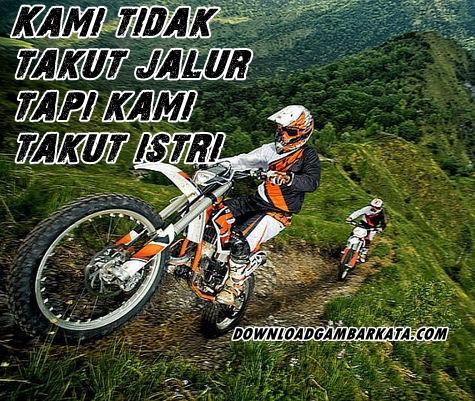 Gambar Dp Bbm Anak Suka Motorcross