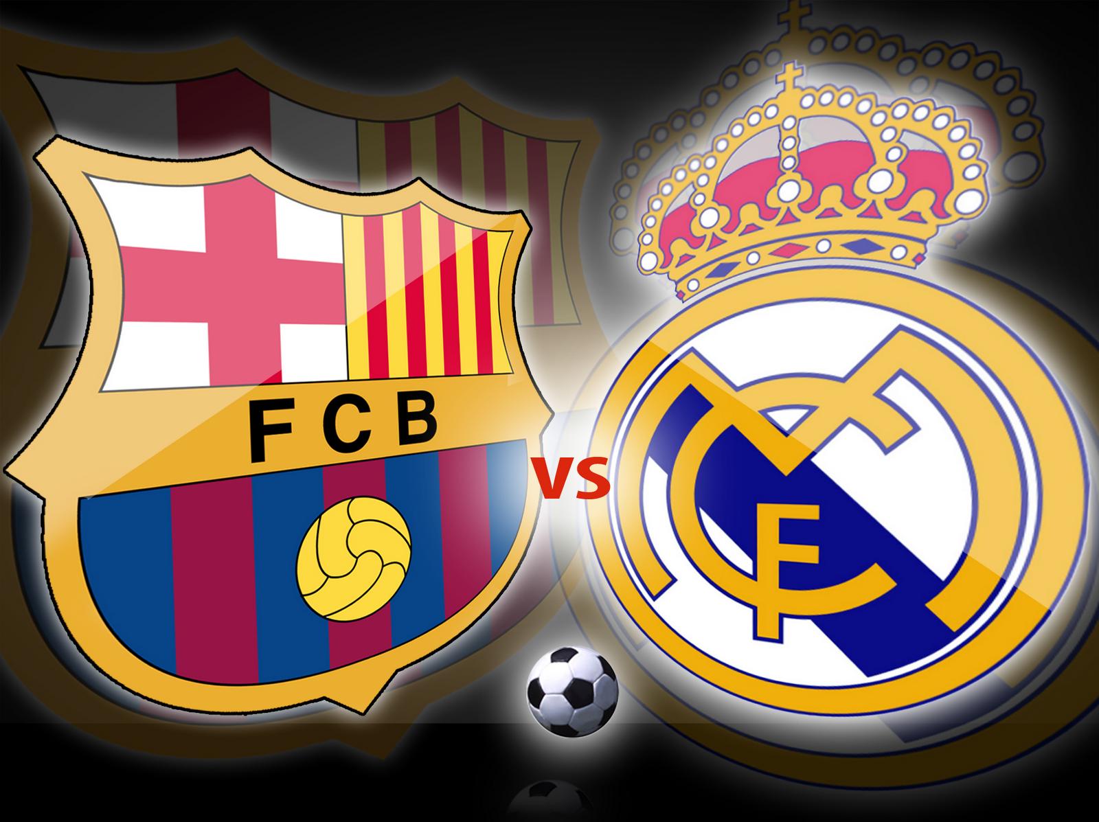 Gambar Dp Bbm El Clasico Real Madrid Vs Barcelona
