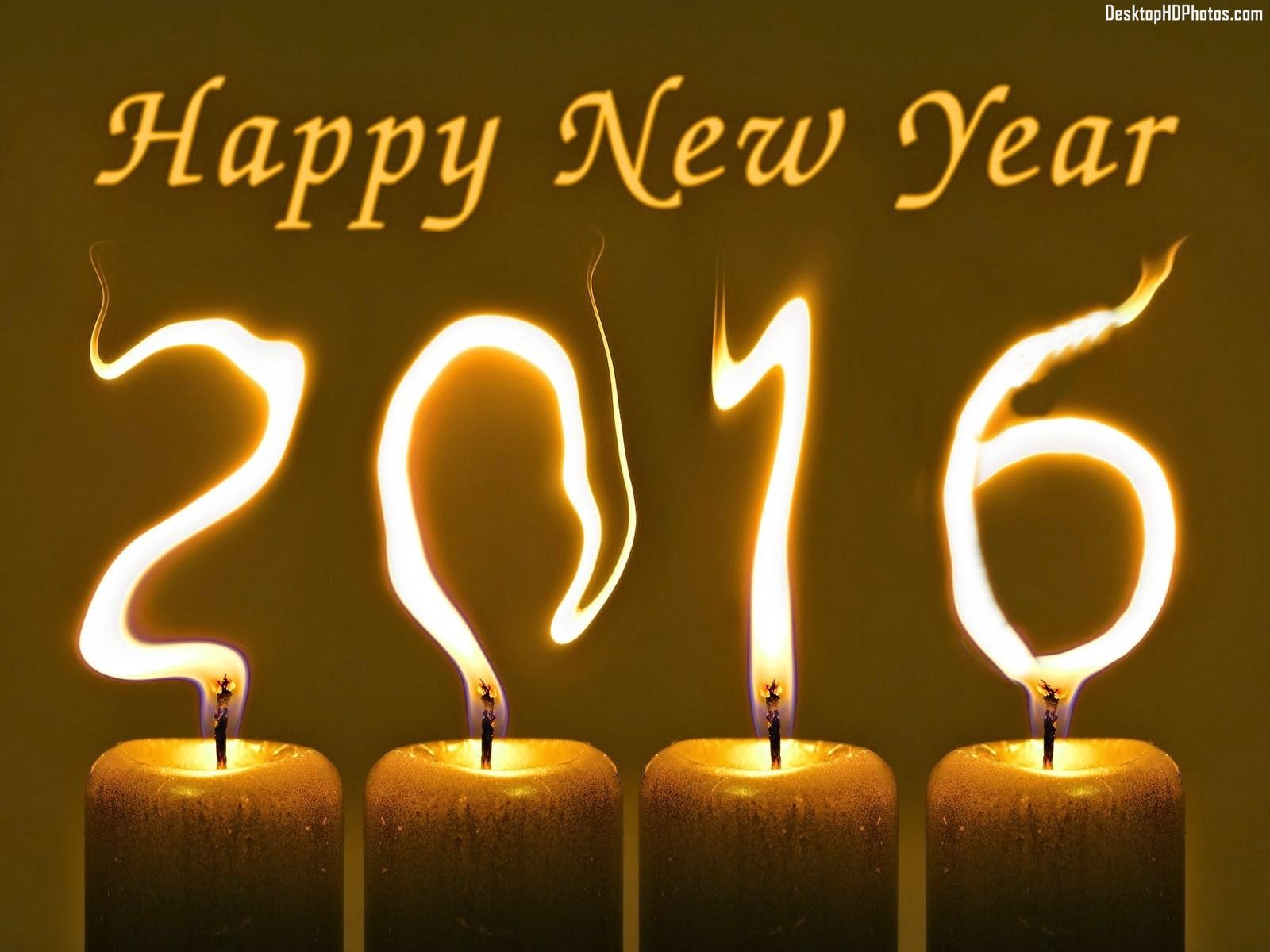 Gambar Dp Bbm Keren Selamat Tahun Baru 2016 Terbaru