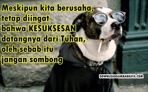 Image Result For Gambar Kata Bijak Orang Sombong