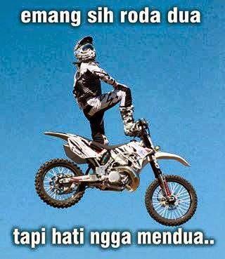 Gambar Kata Anak Hoby Motor Cross