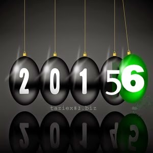 Gambar Kata Selamat Tahun Baru 2016