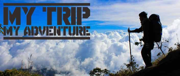 Kumpulan Gambar Kata My Trip My Adventure
