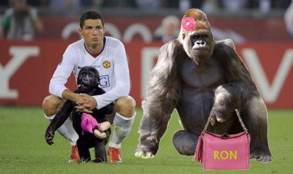 Dp Bbm Lucu Dan Unik Ronaldo Terbaru 2016