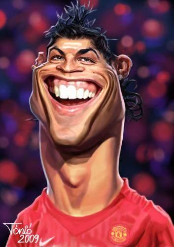 Gambar Lucu Ronaldo Terbaru 2016