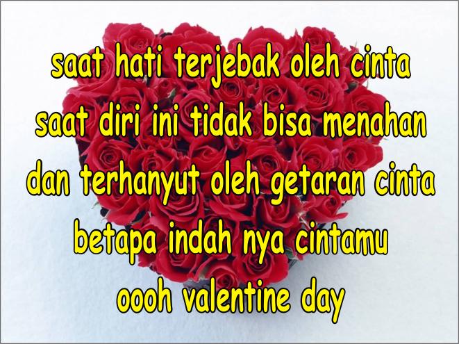 Foto Ucapan Selamat Hari Valentine 2016 Untuk Pacar