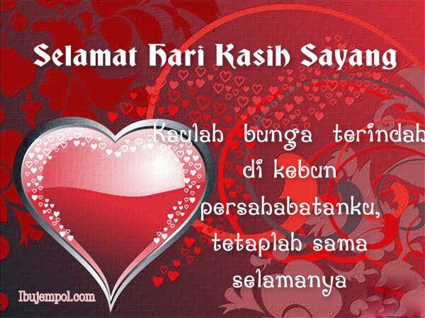 Kumpulan Kata Kata Ucapan Selamat Hari Valentine