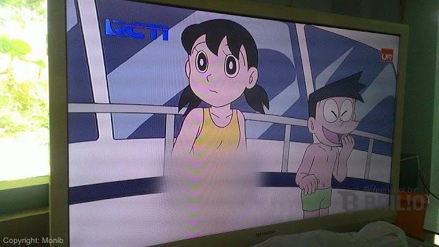 Koleksi Gambar Lucu Doraemon Sensor KPI