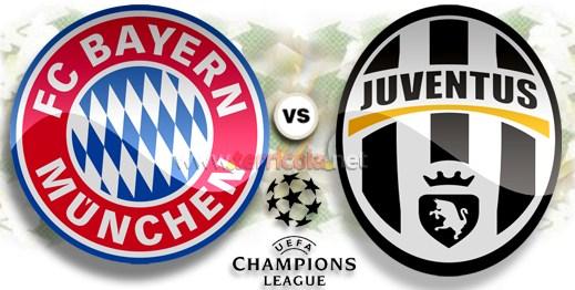 DP BBM Bayern Munchen Vs Juventus Babak 16 Besar UCL