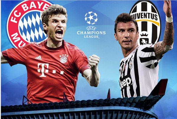 Foto Wallpaper Bayern Munchen Vs Juventus Leg Kedua UCL