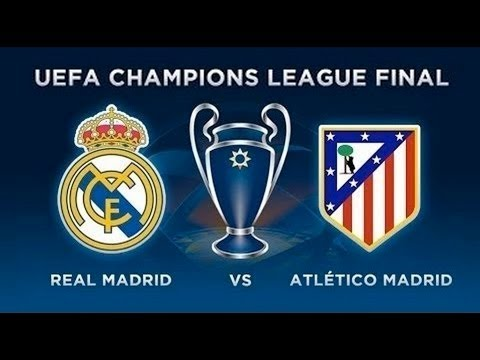 DP BBM Final UCL Real Madrid Vs Atletico Madrid