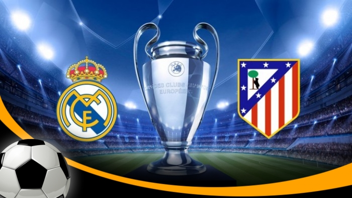 Destkop Wallpaper Real Madrid Vs Atletico Madrid 2016