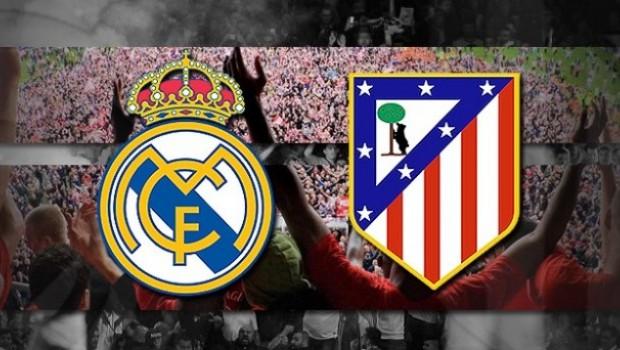 Wallpaper UCL Real Madrid Vs Atletico Madrid