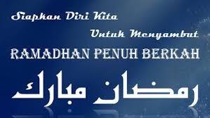 DP BBM Menyambut Ramadhan Berkah