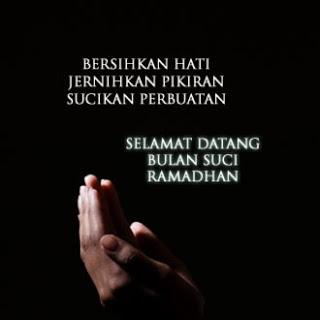 DP BBM Selamat Menyambut Bulan Ramadhan 2016