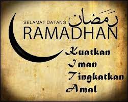 Gambar DP Selamat Datang Ramadhan