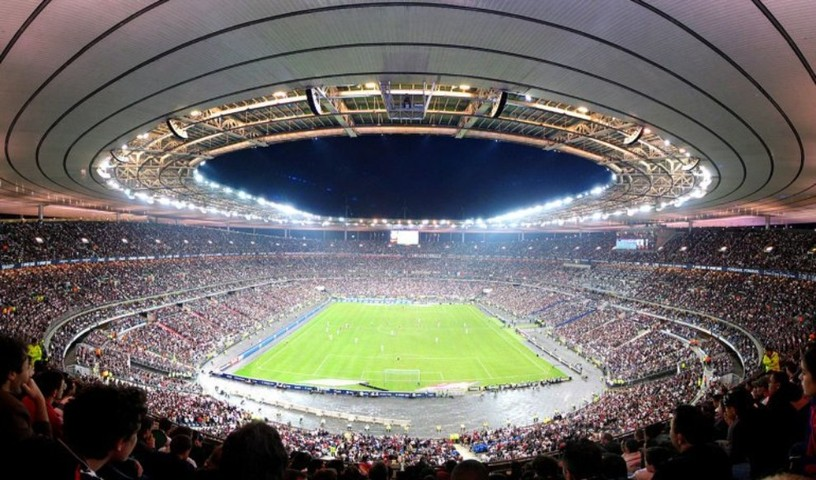 Wallpaper Stadion Stade de Prance Paris