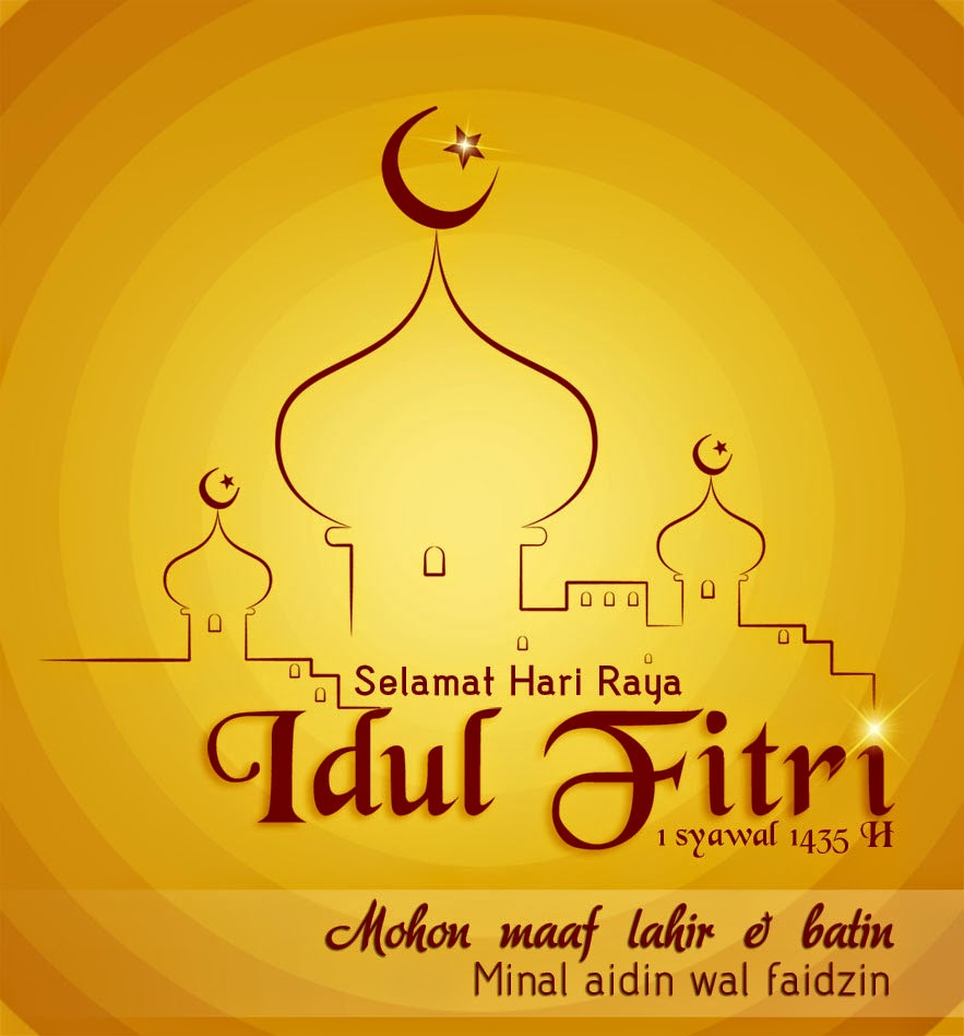 Kumpulan DP BBM Selamat Hari Raya Idul Fitri