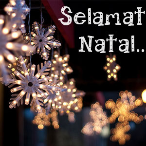 Dp BBM Selamat Menyambut Natal