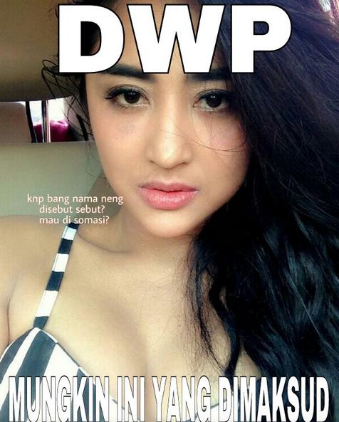 Foto Meme Konyol Plesetan DWP 2016