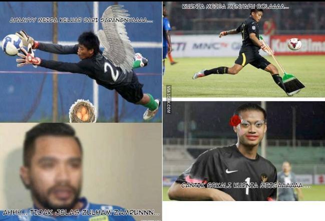 Kata Meme Komentator Bola Piala AFF 2016 Lucu Jadi Viral
