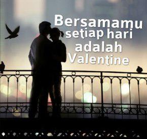 Gambar Kata Romantis Valentine Terbaru 2017