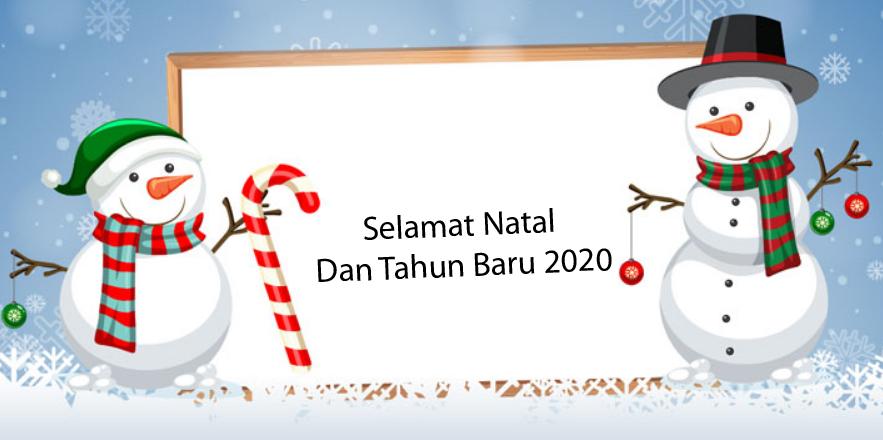 Download Gambar Natal Dan Tahun Baru 2020 / 100 Kata Kata ...